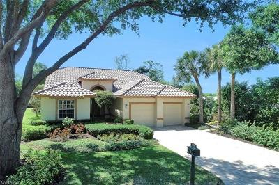 Bonita Springs Single Family Home For Sale: 25261 Bay Cedar Dr