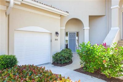Bonita Springs Condo/Townhouse For Sale: 24360 Sandpiper Isle Way #104