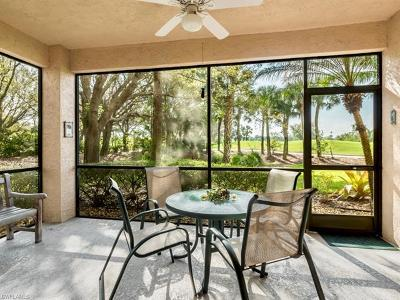 Estero Condo/Townhouse For Sale: 20800 Hammock Greens Ln #101