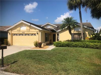 Bonita Springs Single Family Home For Sale: 12609 Hunters Ridge Dr