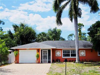 Bonita Springs Single Family Home For Sale: 27130 Lavinka St