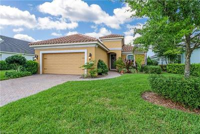 Fort Myers Single Family Home For Sale: 4524 Watercolor Way