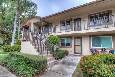 Fort Myers Condo/Townhouse For Sale: 13070 Cross Creek Ct #508