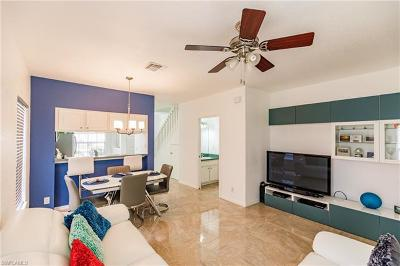 Fort Myers Condo/Townhouse For Sale: 8095 Pacific Beach Dr