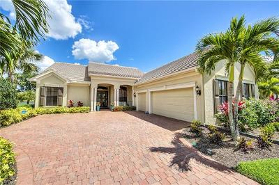 Fort Myers Single Family Home For Sale: 13451 Sabal Pointe Dr