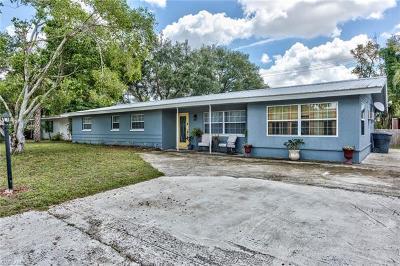 Fort Myers Single Family Home For Sale: 4763 Bilmark Ave