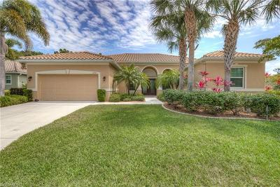Fort Myers Single Family Home For Sale: 4350 Broadleaf Cir
