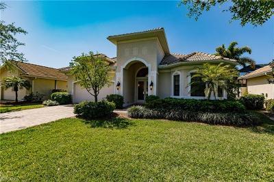 Naples Single Family Home For Sale: 10723 Fieldfair Dr