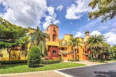 Estero Condo/Townhouse For Sale: 8590 Via Lungomare Cir #304