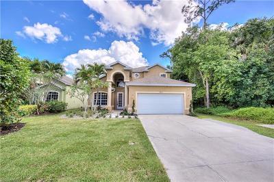Bonita Springs Single Family Home For Sale: 9971 Utah St