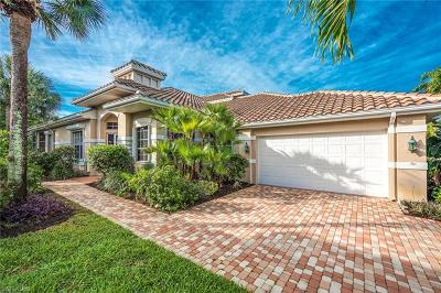 Bonita Springs Single Family Home For Sale: 25364 Galashields Cir