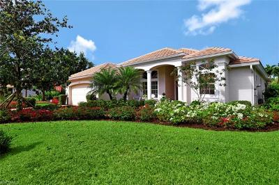 Bonita Springs Single Family Home For Sale: 12798 Hunters Ridge Dr