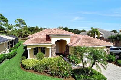 Bonita Springs Single Family Home For Sale: 28121 L Burton Fletcher Ct