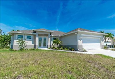 Fort Myers Single Family Home For Sale: 17541 Homewood Rd