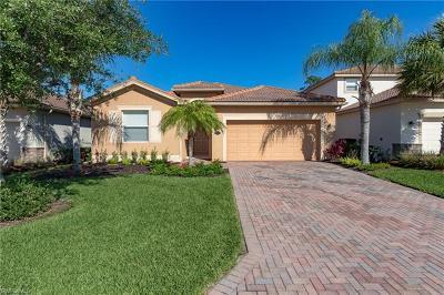 Estero Single Family Home For Sale: 21116 Bella Terra Blvd