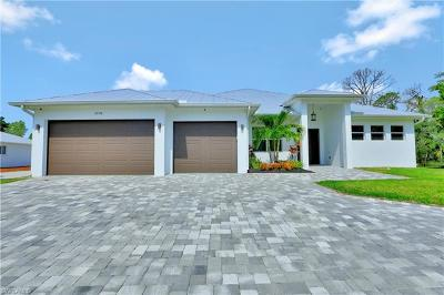 Bonita Springs Single Family Home For Sale: 27150 Rue De Paix