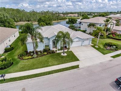 Bonita Springs Single Family Home For Sale: 21528 Belhaven Way