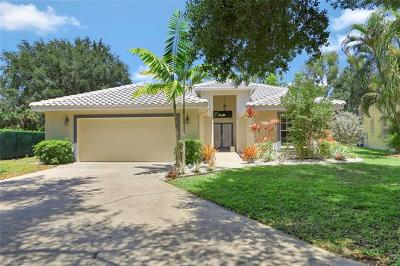 Bonita Springs Single Family Home For Sale: 8801 Springwood Ct