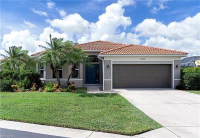 Estero Single Family Home For Sale: 20381 Talon Trce