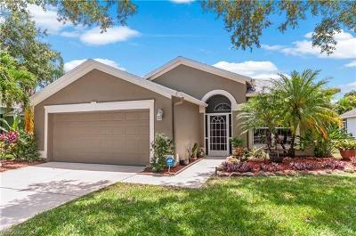 Fort Myers Single Family Home For Sale: 17748 Oakmont Ridge Cir