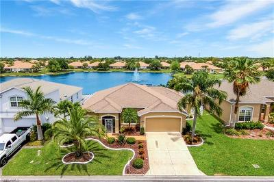 Fort Myers Single Family Home For Sale: 16979 Colony Lakes Blvd
