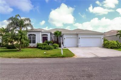 Fort Myers Single Family Home For Sale: 16967 Colony Lakes Blvd
