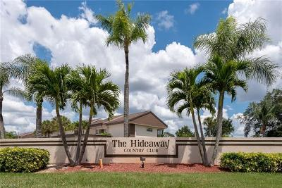 Fort Myers Condo/Townhouse For Sale: 5830 Trailwinds Dr #812