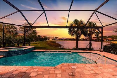 Estero Single Family Home For Sale: 20516 Wilderness Ct