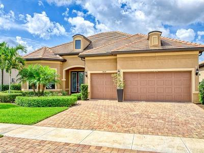 Estero Single Family Home For Sale: 14024 Hawks Eye Ct