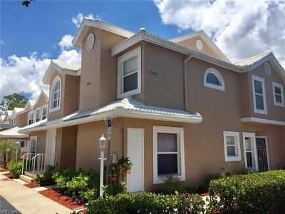 Bonita Springs Condo/Townhouse For Sale: 3941 Leeward Passage Ct #206