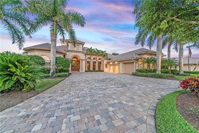 Estero Single Family Home For Sale: 10152 Orchid Ridge Ln