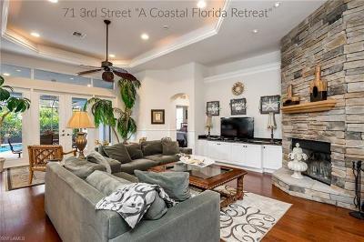 Bonita Springs Single Family Home For Sale: 71 3rd St