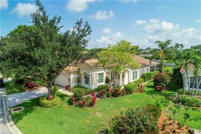 Bonita Springs Single Family Home For Sale: 24717 Hollybrier Ln