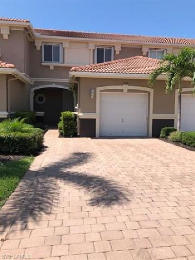 Fort Myers Condo/Townhouse For Sale: 9540 Roundstone Cir