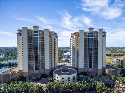 Fort Myers Condo/Townhouse For Sale: 14300 Riva Del Lago Dr #1704