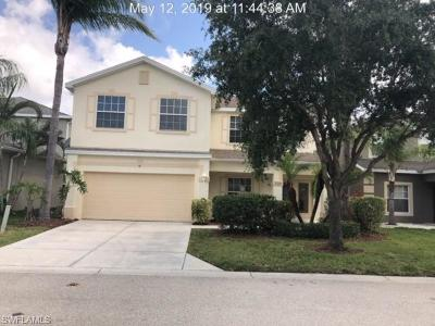 Fort Myers Single Family Home For Sale: 9119 Gladiolus Preserve Cir