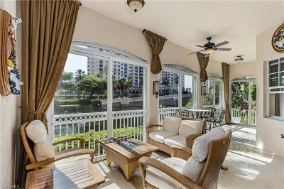 Naples Condo/Townhouse For Sale: 6525 Crown Colony Pl #1-102
