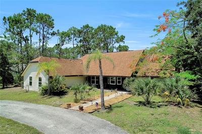 Bonita Springs Single Family Home For Sale: 25608 Stillwell Pky