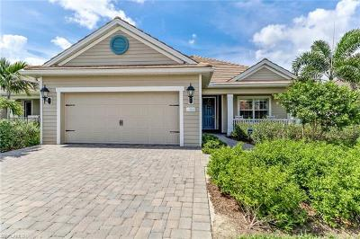 Fort Myers Single Family Home For Sale: 4560 Watercolor Way