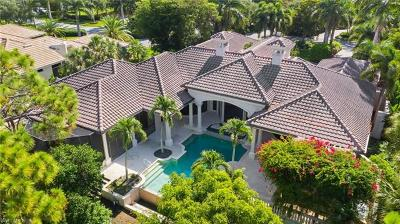 Estero, Bonita Springs, Fort Myers, Naples Single Family Home For Sale: 26210 Woodlyn Dr