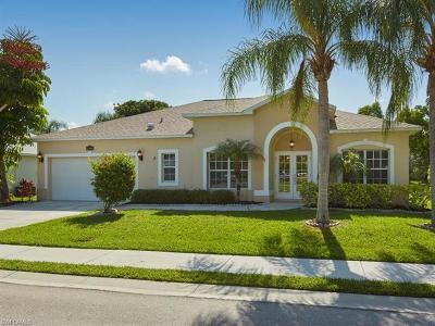 Estero Single Family Home For Sale: 23441 Olde Meadowbrook Cir