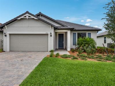 Fort Myers Single Family Home For Sale: 17222 Ashford Ter