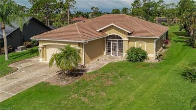 Bonita Springs Single Family Home For Sale: 24750 Carnoustie Ct