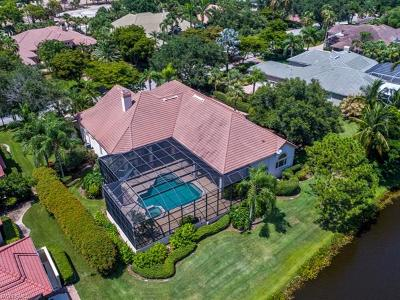Bonita Springs Single Family Home For Sale: 4441 Deerwood Ct