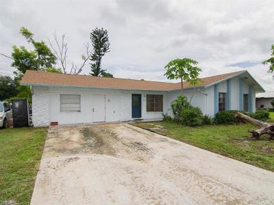 Naples Single Family Home For Sale: 4331 SW 17th Ave