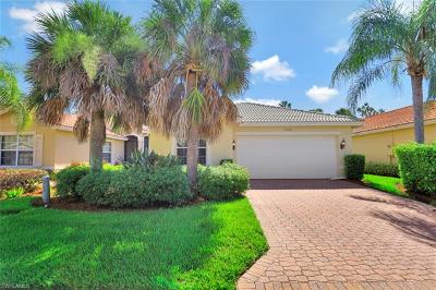 Fort Myers Single Family Home For Sale: 11125 Peace Lilly Way