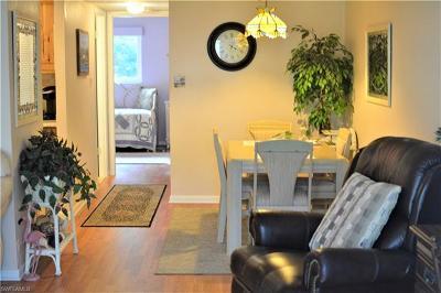 Fort Myers Condo/Townhouse For Sale: 431 Van Buren St #D3