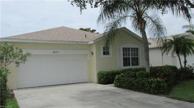 Bonita Springs Single Family Home For Sale: 9400 Village View Blvd