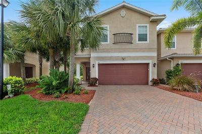 Fort Myers Condo/Townhouse For Sale: 19541 Bowring Park Rd #101