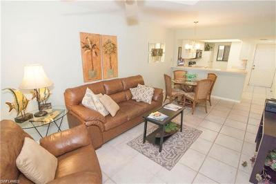 Bonita Springs Condo/Townhouse For Sale: 3641 Wild Pines Dr #102